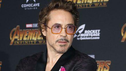 Robert Downey Jr. bei einem Auftritt in Los Angeles (hub/spot)