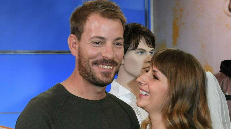 Bauer Gerald und seine Ehefrau Anna (jru/spot)