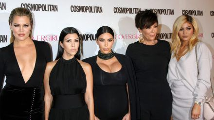 "Die Kardashian-Jenner-Familie macht Schluss mit der Reality-TV-Show ""Keeping Up With the Kardashians"". (jru/spot)"
