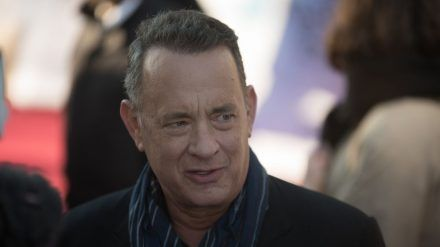 Tom Hanks ist zurück in Australien. (dr/spot)