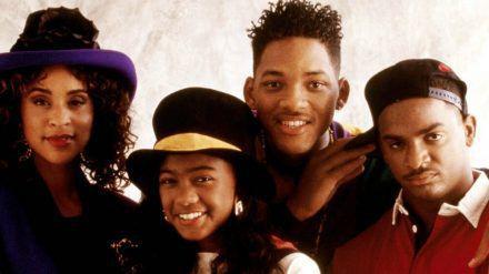 """In den 90ern war die Serie """"Der Prinz von Bel-Air"""" ein großer Erfolg (hub/spot)"""