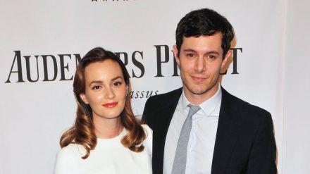 Adam Brody und seine Frau Leighton Meester sind Eltern eines Jungen geworden (stk/spot)