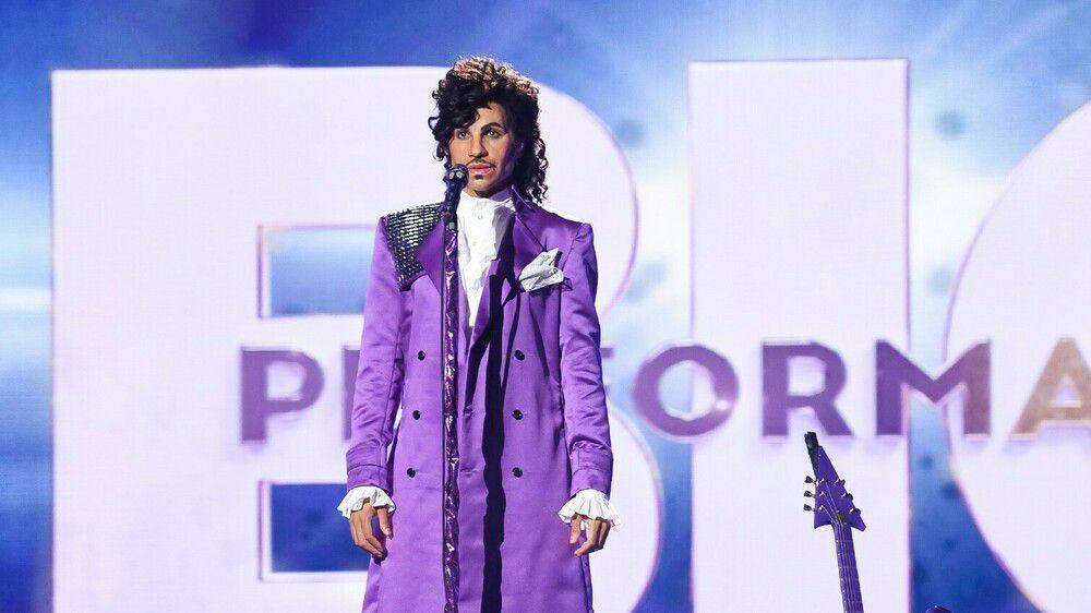 """""""Big Performance"""": Ein Prince überrascht als Prince"""