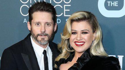 Ein Bild aus glücklichen Tagen: Kelly Clarkson und Brandon Blackstock im Januar 2020 bei einer Veranstaltung. (cam/spot)