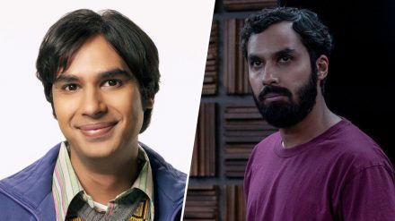 """Kunal Nayyar als Raj (l.) in """"The Big Bang Theory"""" und in """"Criminal: Vereinigtes Königreich"""". (jru/spot)"""