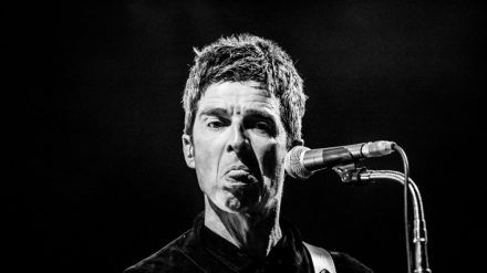 Noel Gallagher trägt aus Prinzip keine Maske. (dr/spot)