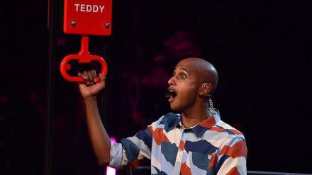 "Teodros ""Teddy"" Teclebrhan staunte über manche Performances nicht schlecht. (elm/spot)"