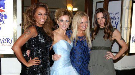 """Kommen die Spice Girls noch mal für ein """"Wannabe""""-Video zusammen? (hub/spot)"""