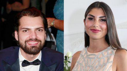 Jimi Blue Ochsenknecht und Yeliz Koc bestätigten ihre Beziehung Ende August. (dr/spot)