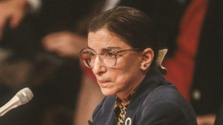 Ruth Bader Ginsburg war die dienstälteste Richterin im Supreme Court (stk/spot)