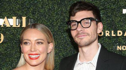 Hilary Duff und Matthew Koma sind seit 2019 verheiratet. (cos/spot)