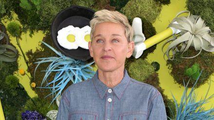 Ellen DeGeneres bei einem Auftritt in Los Angeles (hub/spot)