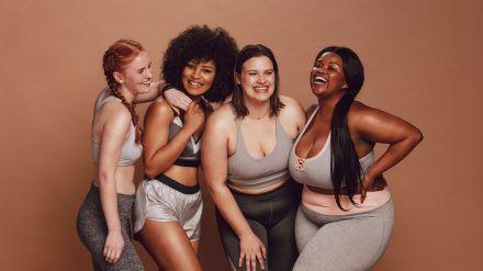 """Die """"Body Positivity""""-Bewegung hat durch soziale Medien einen Aufschwung erhalten (ncz/spot)"""