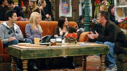 "Die Serie ""Friends"" ist bis heute Kult. (ili/spot)"