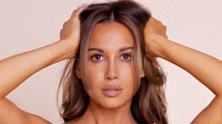 """Mandy Capristo nutzt Make-up nur noch, """"um die besonderen Merkmale, die jeder in seinem Gesicht hat, hervorzubringen"""". (tae/spot)"""