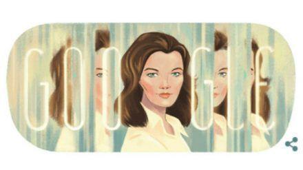 Google ehrt Romy Schneider mit einem Doodle (ili/spot)