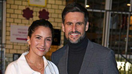 Chryssanthi Kavazi mit Ehemann Tom Beck (ves/spot)
