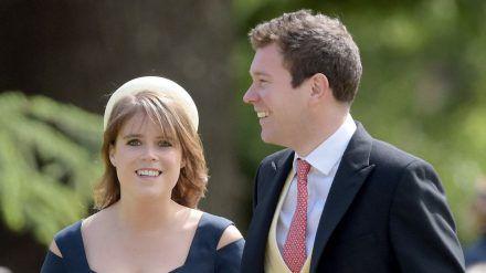 Prinzessin Eugenie und Jack Brooksbank werden 2021 Eltern. (cos/spot)
