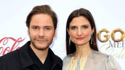 Daniel Brühl und seine Frau Felicitas bei einer Veranstaltung in Hollywood im vergangenen Jahr (stk/spot)