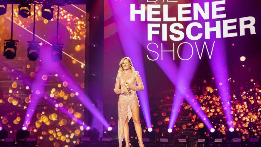 Helene-Fischer-Liveshow an Weihnachten fällt wegen Coronakrise aus - Panorama