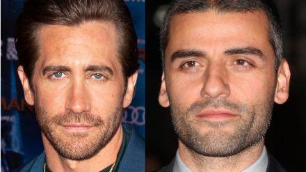 """Jake Gyllenhaal (li.) und Oscar Isaac spielen in einem neuen Film über """"Der Pate"""" mit. (jom/spot)"""