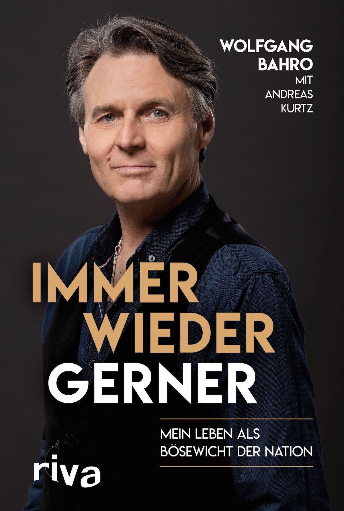 Wolfgang Bahro veröffentlich Memoiren und Jo-Gerner-Doku zum 60. Geburtstag