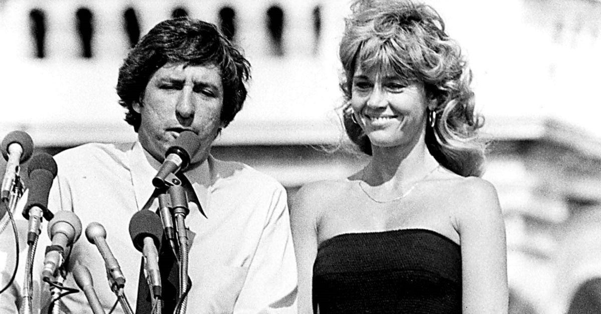 Jane Fonda: Warum ist sie so ein Männermagnet?