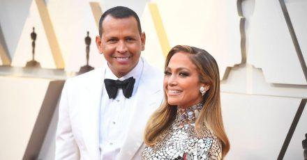 Jennifer Lopez: Seltener Schnappschuss mit ganzer Familie!