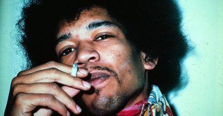Gitarrengott Jimi Hendrix starb vor 50 Jahren