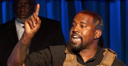 Kanye West: Gott befahl ihm, den Streit mit Taylor Swift zu beginnen