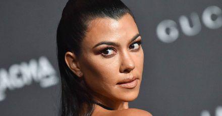Kourtney Kardashian will Kosmetik verbieten lassen?