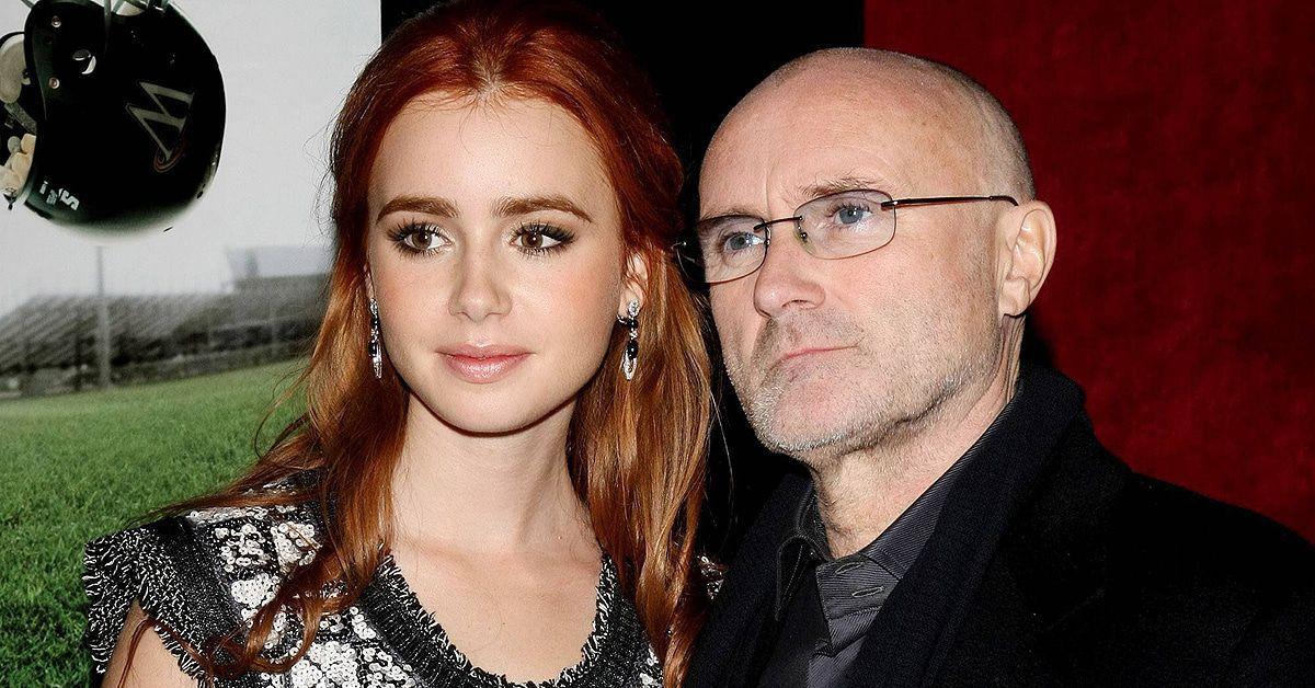 Tochter Von Phil Collins
