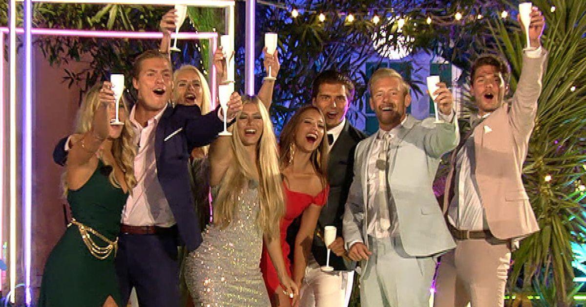 """""""Love Island"""": Tim und Melina gewinnen Finale und das passiert mit den 50.000 Euro"""