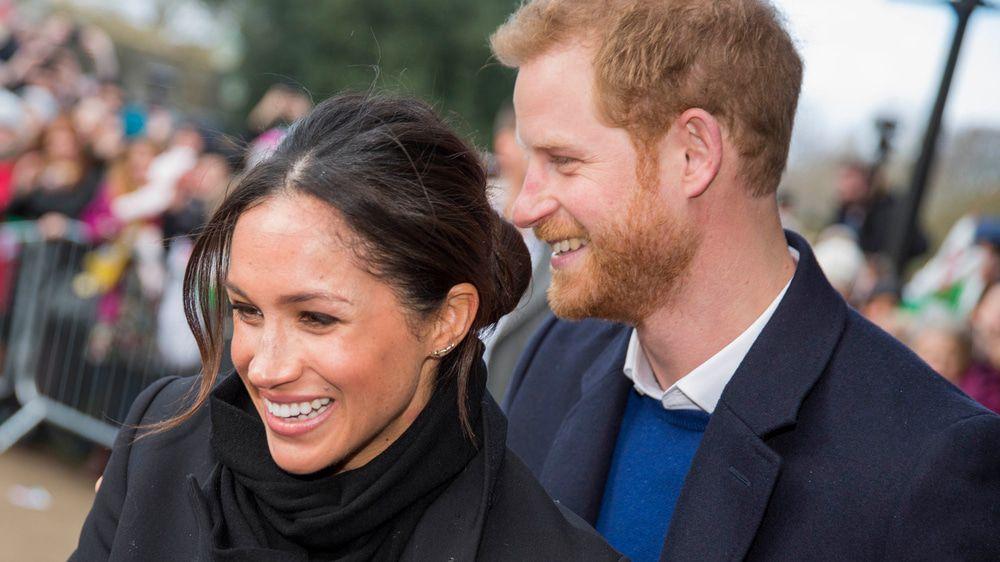 Meghan Markle und Prinz Harry tun sich mit Netflix zusammen