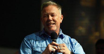 Charts der Woche: Metallica sind in den Charts zurück