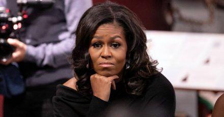 Michelle Obama hätte Ehemann Barack oft gern aus dem Fenster geworfen
