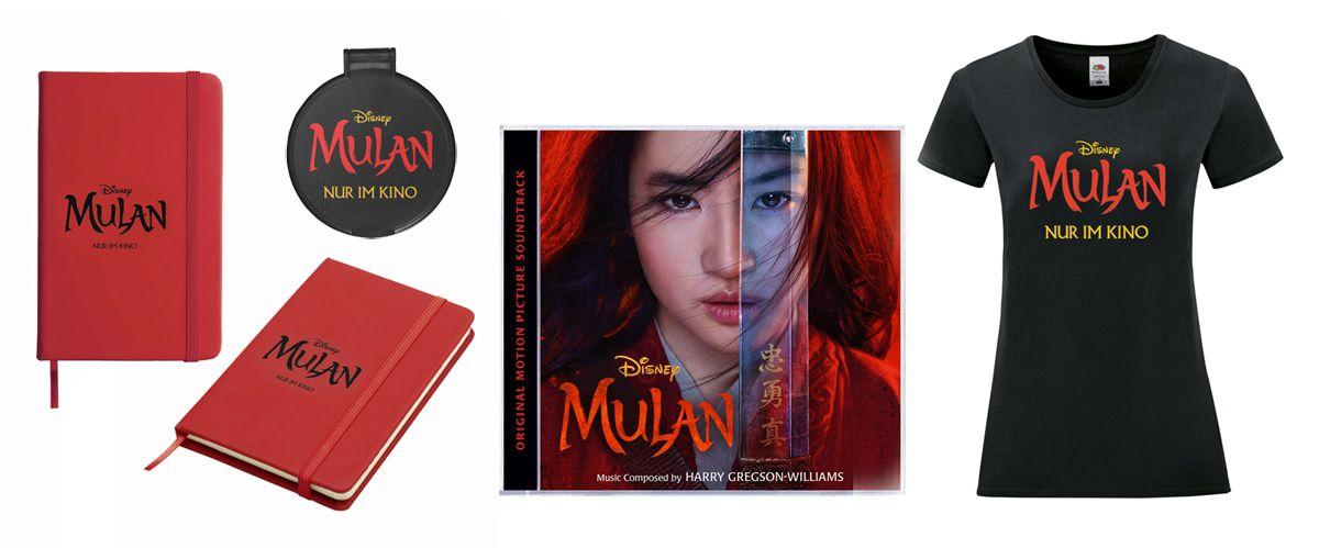 """""""Mulan"""": Die letzten Geheimnisse (und Fanpakete zu gewinnen!)"""