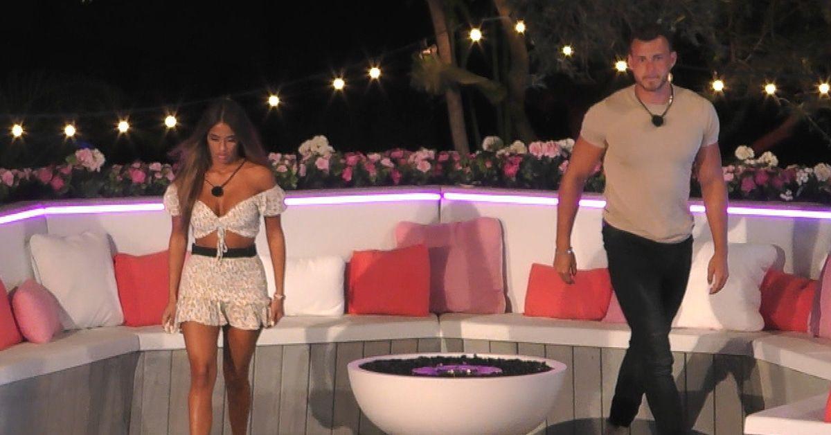"""""""Love Island"""": Luca trennt sich von Nathalia"""