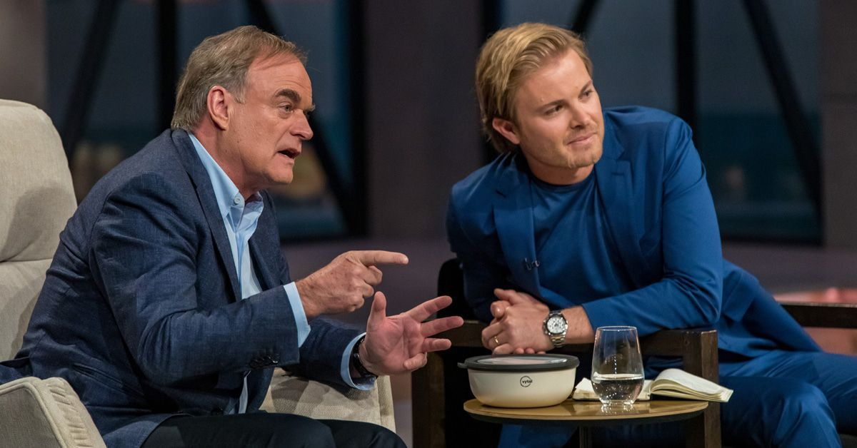 Judith Williams: So denkt sie über Neuzugang Nico Rosberg