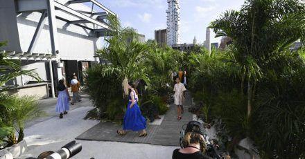 New York Fashion Week unter Corona-Bedingungen gestartet