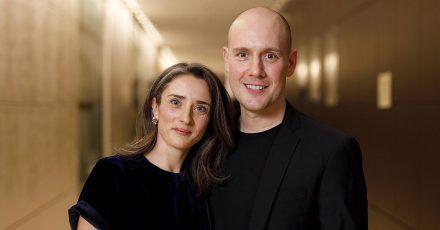 Oliver Petszokat und seine Frau Pauline sprechen über den Tumor-Horror
