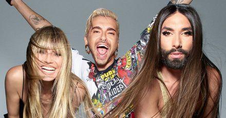 """""""Queen of Drag"""": Scheitert Staffel 2 an Heidi Klums Monster-Gage?"""