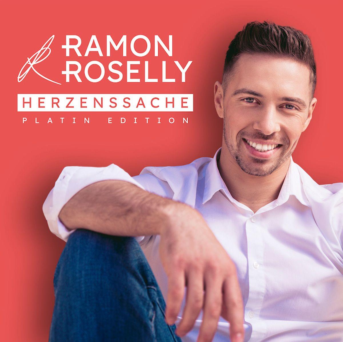 """Ramon Roselly über die Show in der Waldbühne und die neue Single """"Unendlich"""""""