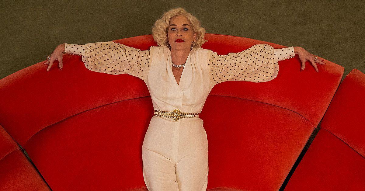 """Sharon Stone in """"Ratched"""": So haben wir sie noch nie gesehen!"""