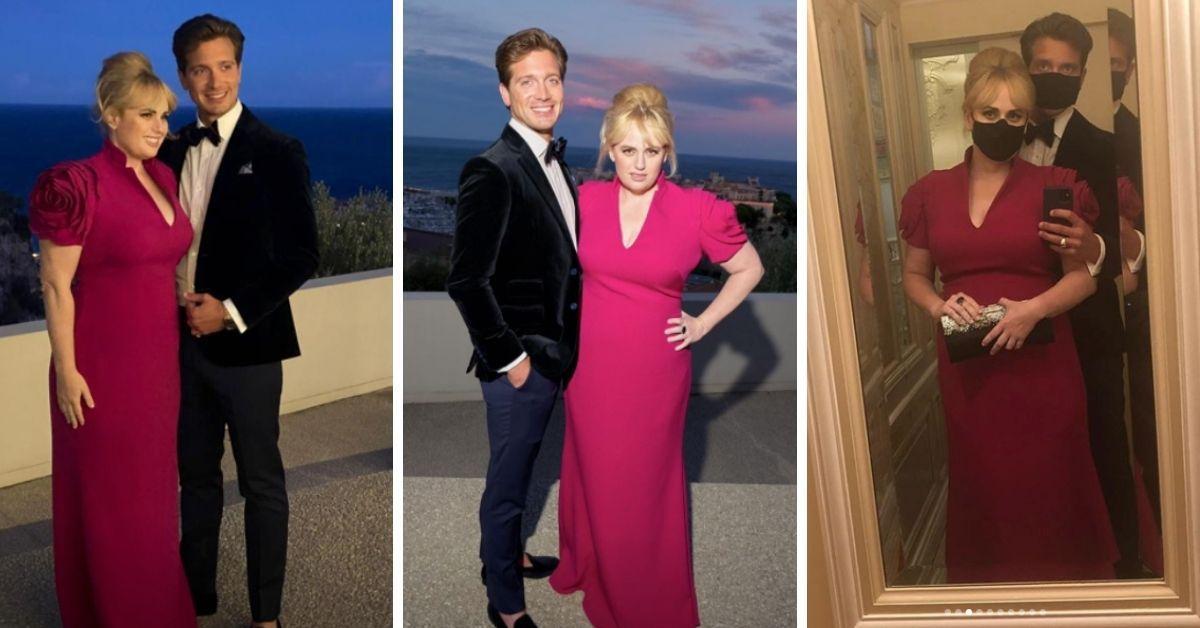 Rebel Wilson: Pretty in Pink und frisch verliebt in Monaco