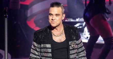 Robbie Williams will sich Werk von Banksy kaufen