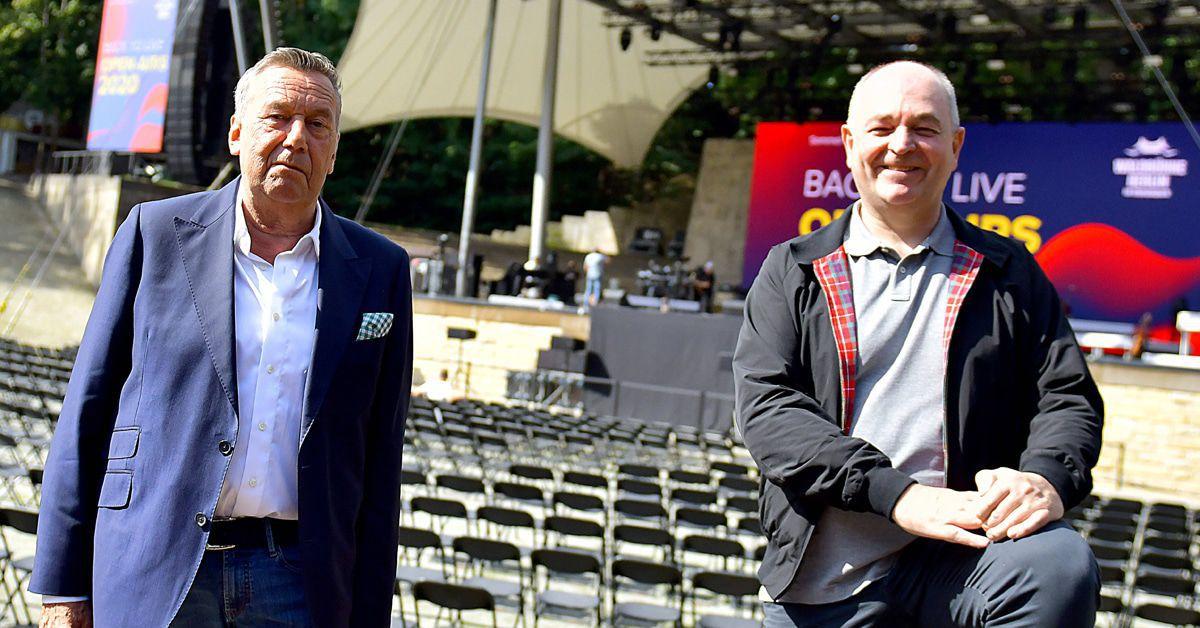 Roland Kaiser: Das war seine Pandemie-Show vor 5000 in Berlin