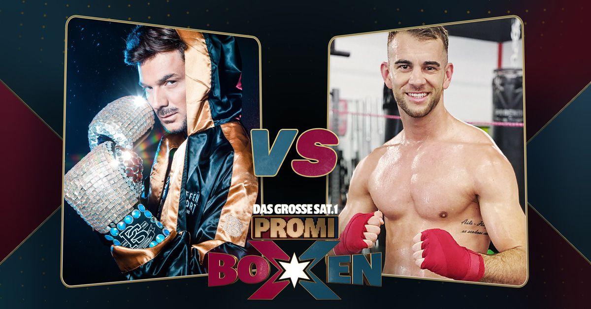 """Promiboxen Oliver Sanne vs. Yasin Cilingir: """"Statt Rosen gibt's Veilchen!"""""""