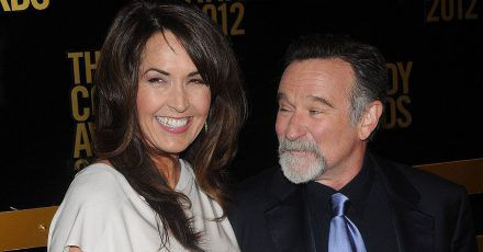 Robin Williams: Witwe spricht in neuer Doku über ihren berühmten Mann