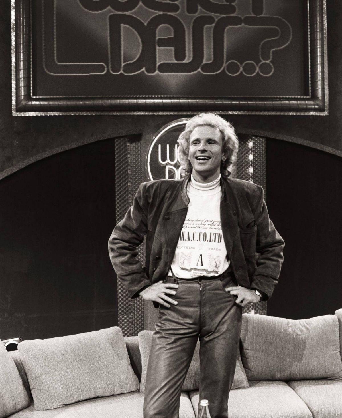 Thomas Gottschalk moderiert zwei ARD-Showformate